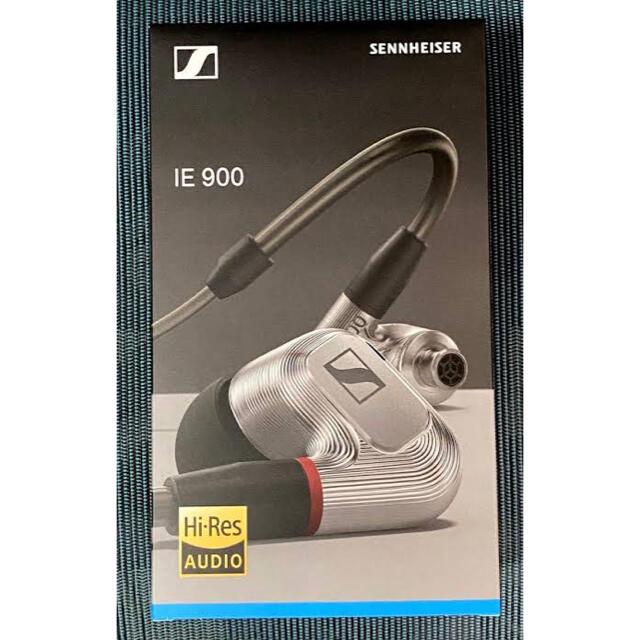 SENNHEISER(ゼンハイザー)のIE900 SENHEISER 美品 7%クーポンの期間のみの値下げです。 スマホ/家電/カメラのオーディオ機器(ヘッドフォン/イヤフォン)の商品写真