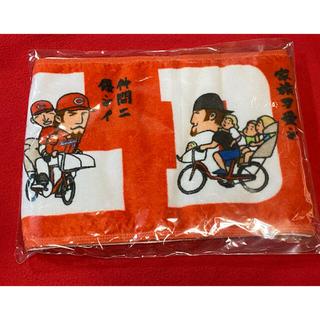 広島東洋カープ - ✨⚾️エルドレッド引退記念タオルマフラー(自転車)⚾️✨1