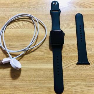 アップルウォッチ(Apple Watch)のぺんぺん歩く専用 AppleWatchSeries6アクティーベションロックあり(スマートフォン本体)