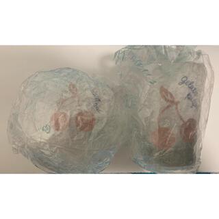 ジェラートピケ(gelato pique)の【新品・未使用】ジェラートピケ さくらんぼ ガラスボウル グラス(グラス/カップ)