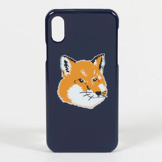 MAISON KITSUNE' - メゾンキツネ  iPhoneケース iPhone10