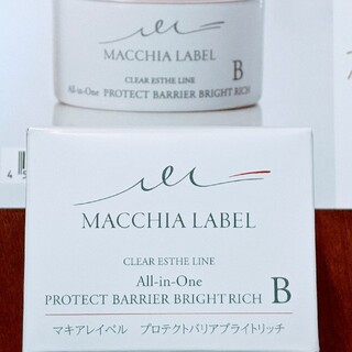 Macchia Label - マキアレイベル プロテクトバリア ブライトリッチ ジェル B