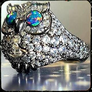 ヴィヴィアンウエストウッド(Vivienne Westwood)の新品・LOUISETTE Ring Silver S(リング(指輪))