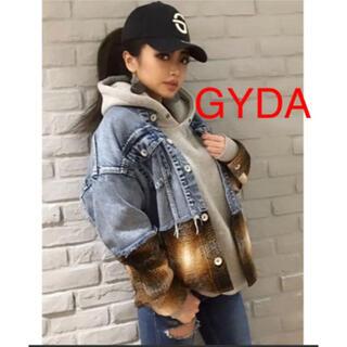 ジェイダ(GYDA)のGYDA  デニムジャケット 美品(Gジャン/デニムジャケット)