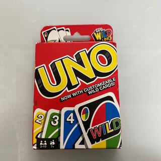 ウーノ(UNO)のUNO カードゲーム(トランプ/UNO)