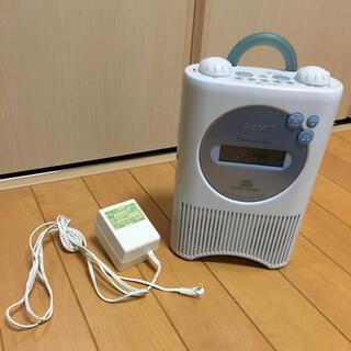 ソニー(SONY)のSONY CDラジオ 防滴仕様 ICF-CD74 (ラジオ)