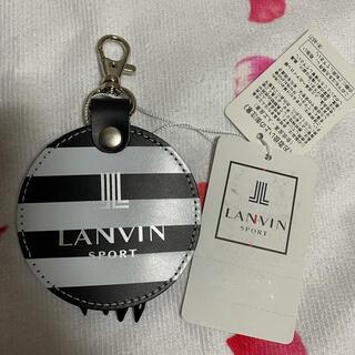 ランバン(LANVIN)の新品 未使用品 ランバン  ゴルフ ティーケース ランバンスポール ティ挿し (その他)