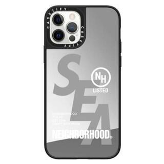 ネイバーフッド(NEIGHBORHOOD)のWIND AND SEA NEIGHBORHOOD iPhone12 12pro(iPhoneケース)