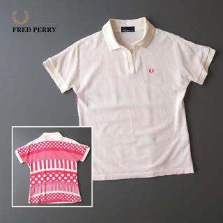 フレッドペリー(FRED PERRY)のTAKAHASHI HIROKO×FRED PERRY 別注コラボ ポロシャツ(ポロシャツ)