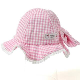 クーラクール(coeur a coeur)の【ゆあ様専用】クーラクール 帽子 (帽子)