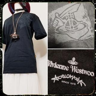 ヴィヴィアンウエストウッド(Vivienne Westwood)の新品・NEW CLASSIC T-SHIRT ARM&CUTLASS Black(Tシャツ(半袖/袖なし))