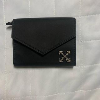 オフホワイト(OFF-WHITE)のoff-white財布(折り財布)