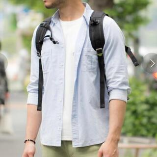 ベイフロー(BAYFLOW)のブロード七分袖シャツ/BAYFLOW(シャツ)