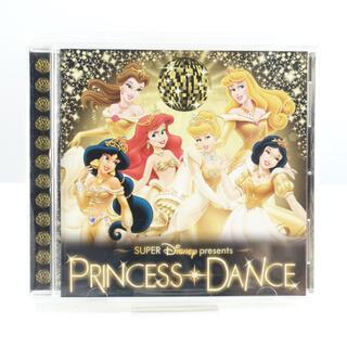 ディズニー(Disney)の【16曲】スーパー・ディズニー プレゼンツ プリンセス☆ダンス(ポップス/ロック(邦楽))