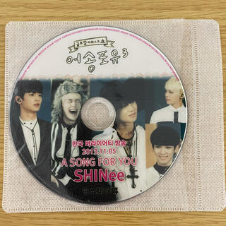 シャイニー(SHINee)のSHINee DVD 16(アイドル)