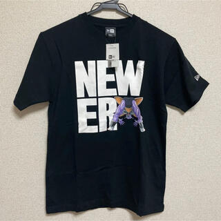 ニューエラー(NEW ERA)のNEWERA × ドラゴンボール Z コラボ Tシャツ [Sサイズ](Tシャツ/カットソー(半袖/袖なし))