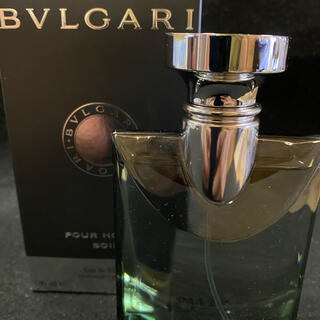 BVLGARI - BVLGARI ブルガリ プールオム オードトワレ (100mL)