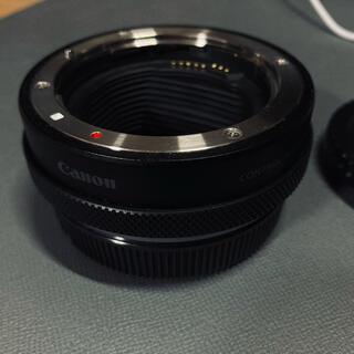 キヤノン(Canon)の CANON ControlRing MountAdapterEF-EOS R(その他)