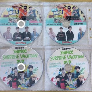 シャイニー(SHINee)の専用品SHINee DVD 2357(アイドル)