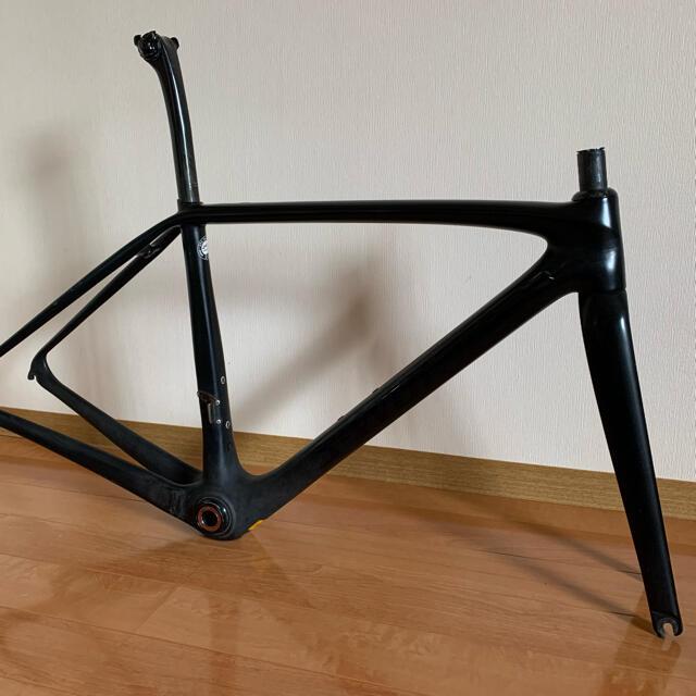 Specialized(スペシャライズド)のS-WORKS TARMAC SL5 49サイズ スポーツ/アウトドアの自転車(自転車本体)の商品写真