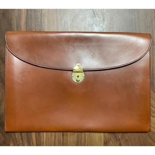 Rutherfords england クラッチバック bag ラザフォード(セカンドバッグ/クラッチバッグ)