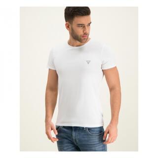 ゲス(GUESS)のGUESS クルー ネック ストレッチ Tシャツ2枚(Tシャツ/カットソー(半袖/袖なし))
