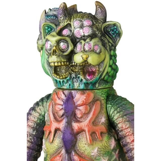 MEDICOM TOY(メディコムトイ)の偶像怪獣イドラ(亜種) エンタメ/ホビーのフィギュア(特撮)の商品写真