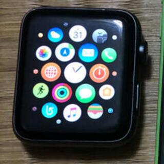 アップルウォッチ(Apple Watch)のapple watch series2 Nike ジャンク(腕時計(デジタル))