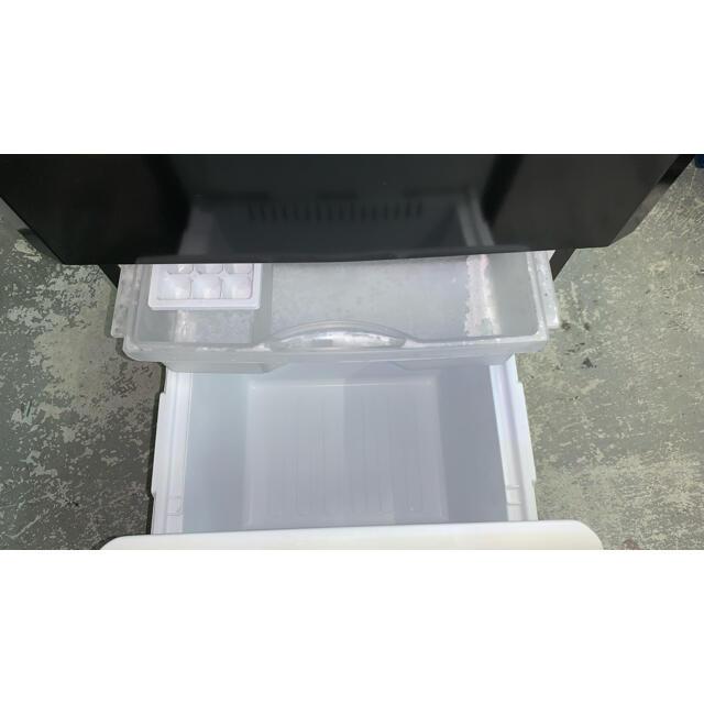 Haier(ハイアール)のHaier 冷凍冷蔵庫 JR-NF140H ハイアール スマホ/家電/カメラの生活家電(冷蔵庫)の商品写真