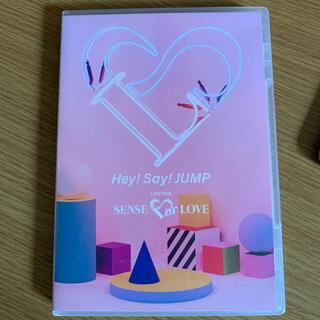 Hey! Say! JUMP - Hey!Say!JUMP SenseorLove 通常盤DVD