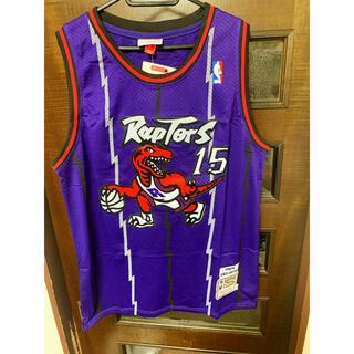 NBA ユニフォーム ラプターズ 15番 カーター(Tシャツ/カットソー(半袖/袖なし))