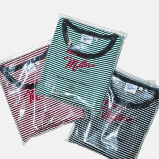 ビューティアンドユースユナイテッドアローズ(BEAUTY&YOUTH UNITED ARROWS)のアローズ 別注 ミラー ボーダー Tシャツ 2枚セット(Tシャツ/カットソー(半袖/袖なし))