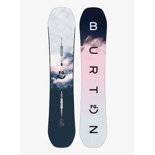 バートン(BURTON)の新品 ウィメンズ Burton フィールグッド Flying V スノーボード(ボード)