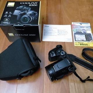 Nikon - Nikon ニコン クールピクス B500