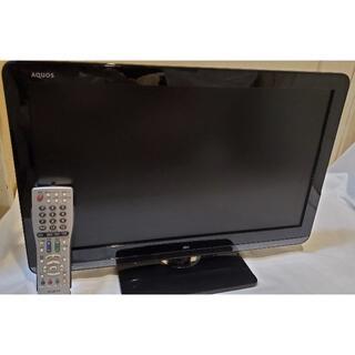 SHARP - シャープAQUOS22インチハイビジョンテレビ LC-22K3