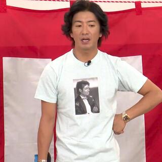 シュプリーム(Supreme)のキムタク着☆Supreme Michael Jackson Tee L(Tシャツ/カットソー(半袖/袖なし))