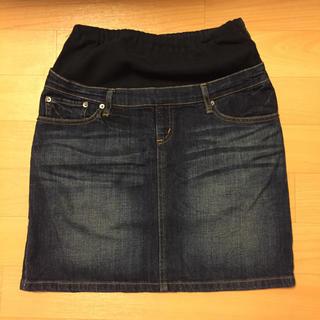 ムジルシリョウヒン(MUJI (無印良品))のMinaさま専用 無印マタニティスカート(マタニティウェア)