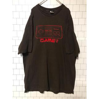 ニンテンドウ(任天堂)の送料込み! 希少 ビンテージ 任天堂 Nintendo プリントTシャツ XL(Tシャツ/カットソー(半袖/袖なし))