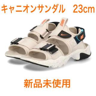 ナイキ(NIKE)の【新品】Canyon Sandal CV5515-004 23cm(サンダル)