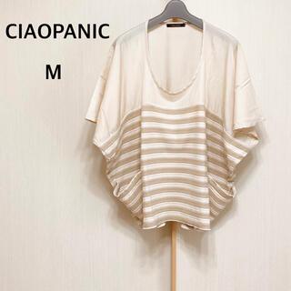 チャオパニック(Ciaopanic)のM CIAOPANIC    カットソー(カットソー(半袖/袖なし))