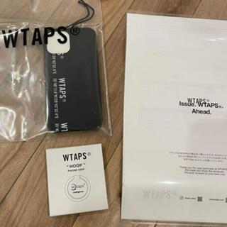ダブルタップス(W)taps)の【セット】 WTAPS BUMPER iPhone CASE HOOP GRIP(iPhoneケース)
