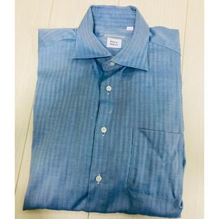 スーツカンパニー(THE SUIT COMPANY)のTHE SUIT COMPANY ブルー ワイシャツ(シャツ)