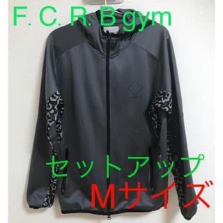 F.C.R.B. - 希少 FCRB gym PDK セットアップ ジャージ  Mサイズ
