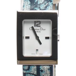 クリスチャンディオール(Christian Dior)のクリスチャンディオール Christian Dior 腕時計 レディース(腕時計)