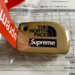 シュプリーム(Supreme)のsupreme the north face キーチェーン(キーホルダー)