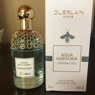 ゲラン(GUERLAIN)のゲラン アクア アレゴリア ココナッツ フィズ 75mL(香水(女性用))