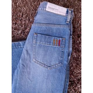 ダブルスタンダードクロージング(DOUBLE STANDARD CLOTHING)のダブスタ ハイウエストデニム(デニム/ジーンズ)
