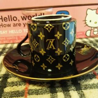 ルイヴィトン(LOUIS VUITTON)の灰皿&カップモノグラム&マルチ白(灰皿)
