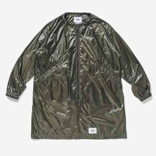ダブルタップス(W)taps)の新品 Wtaps Wafer Jacket Olive Drab M(ミリタリージャケット)