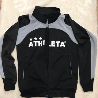 ATHLETA - アスレタ 140 サッカーウェア サッカー 子供服 ジャケット